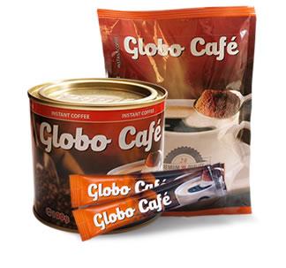 Globo Cafe pliculete